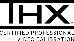 thx vidéo certifié étalonnage logo